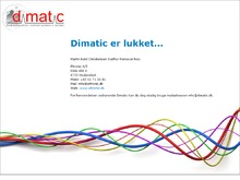 Dimatic I/S